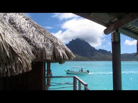 Overwater Bungalow - Intercontinental Hotel Bora Bora and Thalasso Spa