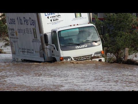 What Kind of Floods are Covered by Insurance in Colorado?