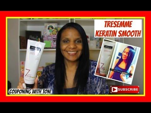 Tresemme Keratin Smooth.... Is The Truth | 10/5/16
