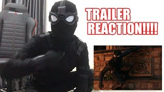 Download Spiderman Far From Home Trailer 2 REACTION by Spiderman Far From Home Video