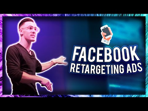 HOW TO USE FACEBOOK RETARGETING ADS TO SELL | FACEBOOK MARKETING VLOG
