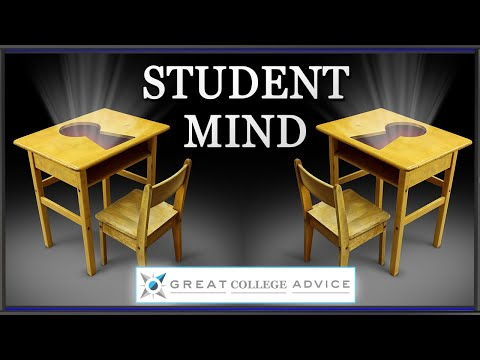 College Admissions Expert Opens Student's Mind
