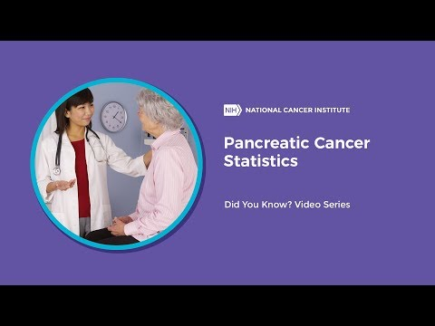 Pancreatic Cancer Statistics | Did You Know?