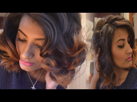 How To: Styling Short Hair with Babyliss Thermo-Ceramic Rollers