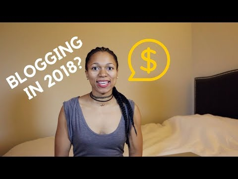 Can You Make Money Blogging In 2018?