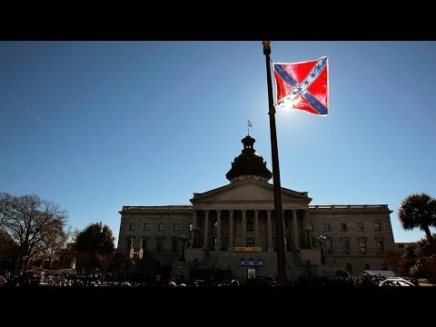 What Having the Confederate Flag Flying in South Carolina Means