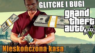 Gta 5 - Nieskończona Kasa / Unlimited Money Glitch - Ps4/xbox One