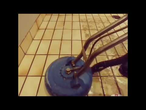 Tile and Grout Cleaning Snippet - Rendall's Cleaning