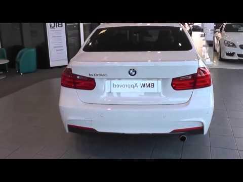 BMW 3 SERIES 320d M Sport 4dr U17183