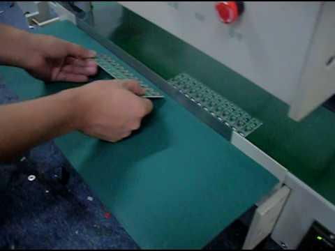 Circuit board PCB separator, PCB cutter, PCB cutting machine