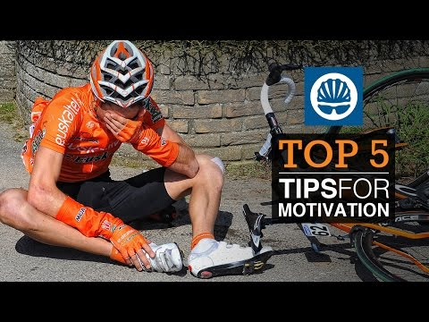 Top 5 - Motivational Tips For Cycling Fitness