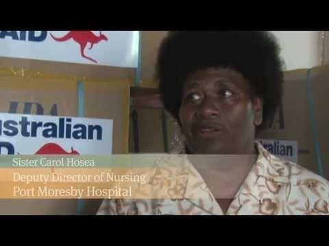 PNG Medical Supply and Drug Distribution