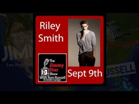 Actor/Singer Riley Smith