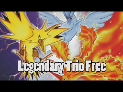 How To Get The Hidden Ability Legendary Bird Trio Give Away From Nintendo