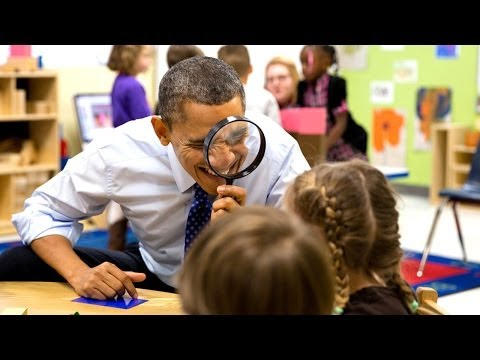 Obama Remakes America's Education System