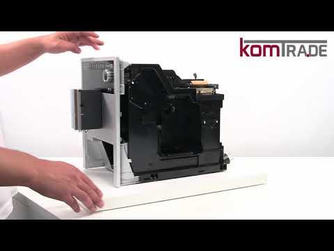 Miele CM5xxx (bis CM5200) Mahlwerk ausbauen-ersetzen-tauschen-einbauen Reparaturanleitung