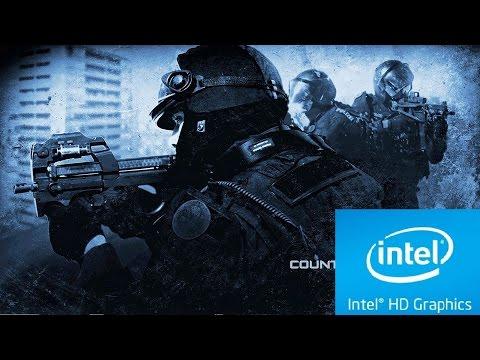 CS:GO on Intel HD/Intel Celeron N3060
