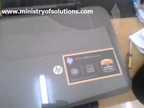 HP Deskjet 5010A Glass Replacement