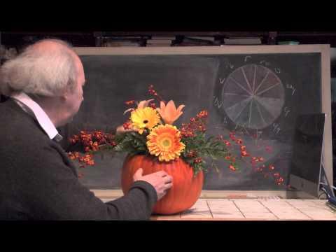 How To Make a Fall Pumpkin Centerpiece