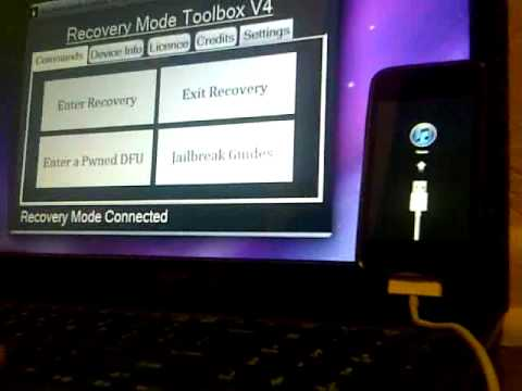 Exit and Fix Recovery Mode Loop on iPhone, iPod touch and iPad