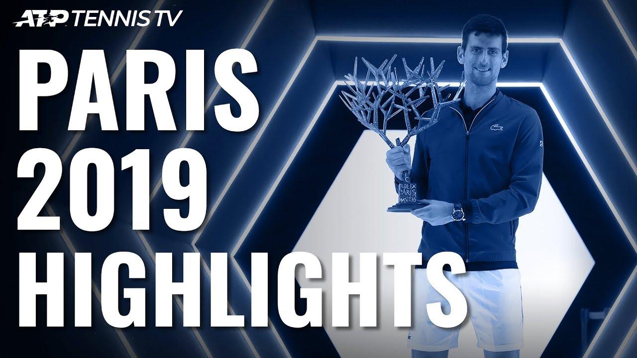 FULL Tennis Tournament Highlights: Paris 2019 🇫🇷