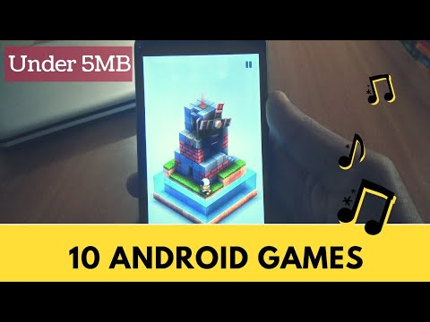 TOP 10 Android lite games under 5 MB