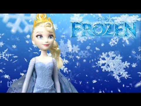 Disney Frozen Royal Reveal Elsa from Hasbro