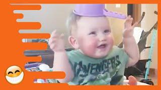 8 Minuten lustiger Moment, wenn das Baby lacht