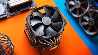 Can Huge Air Coolers Beat Liquid Cooling?