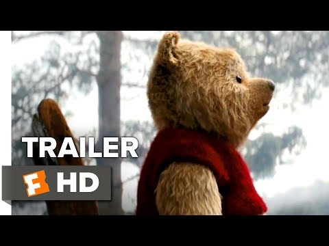 Christopher Robin International Trailer #1 (2018) | Movieclips Trailers