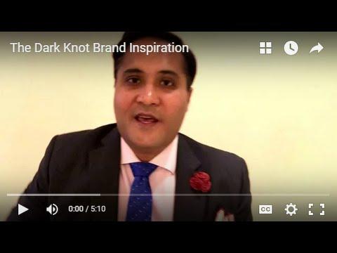 The Dark Knot Silk Ties, Pocket Squares & Lapel Flowers Brand Inspiration