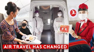 The New Normal Of Airline Travel What S Changed