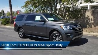 Download 2018 Ford EXPEDITION MAX Sport Utility XLT Fremont San Jose Hayward Union City San Leandro Video