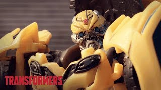 Transformers: The Last Knight - 'Blooper Reel' Official Stop Motion Video