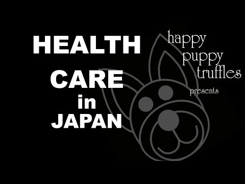 Health Care in Japan - Japanese VLOG