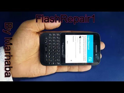 How To Remove Blackberry Anti Theft Protection Urdu Tutorial
