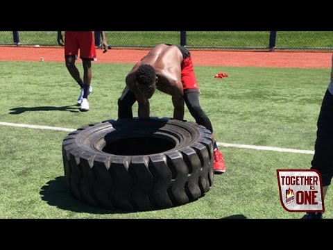 Bigger, Faster, Stronger: UIC Men's Basketball 2016 Conditioning