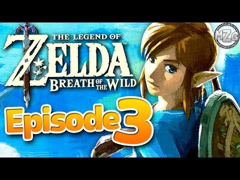 The Warm Doublet! - The Legend of Zelda: Breath of the Wild Gameplay - Episode 3