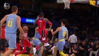 John Wall vs Lonzo Ball - Full 1 on 1 Highlights (Wizards vs Lakers)