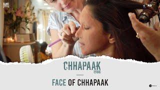 Chhapaak | Face Of Chhapaak | Deepika Padukone| Vikrant Massey| Meghna Gulzar