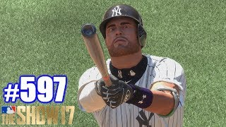 THREE 500-FOOT HOME RUNS IN ONE GAME! | MLB The Show 17 | Road to the Show #597