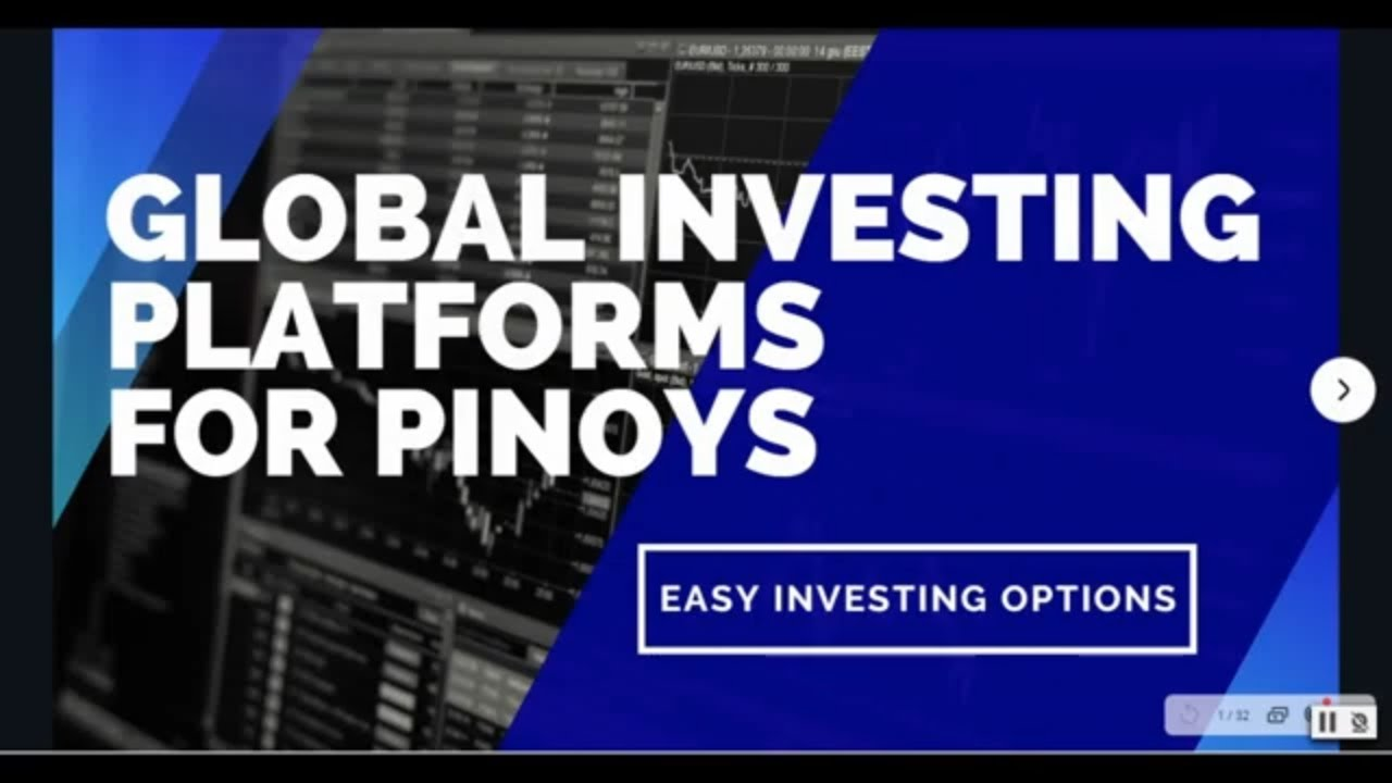 How To Invest In US Stocks For Foreigners (Filipinos) | Global Investing Platforms