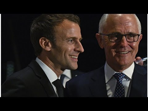 France, Australia call on China to observe rules