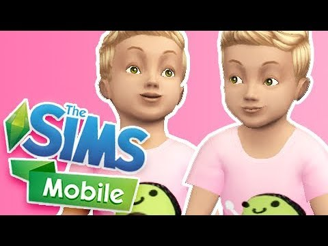 WE HAVE A TODDLER | THE SIMS MOBILE