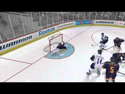 NHL 14 - Nice Saves