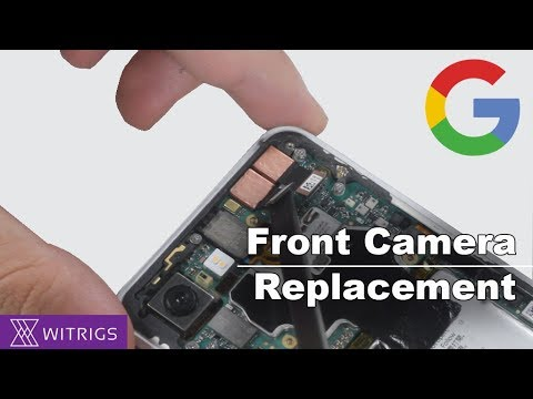 Google Pixel 3 Front Camera Replacement
