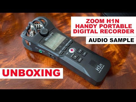 Zoom H1n Unboxing and Audio Sample With Boya BY-M1 | Zoom H1n Hindi | Technical Vids