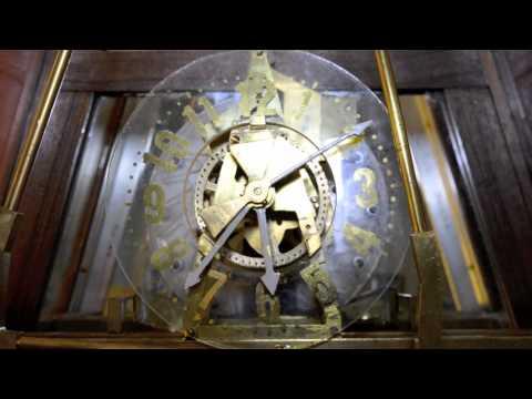 Marshall Damerell's Water Clock