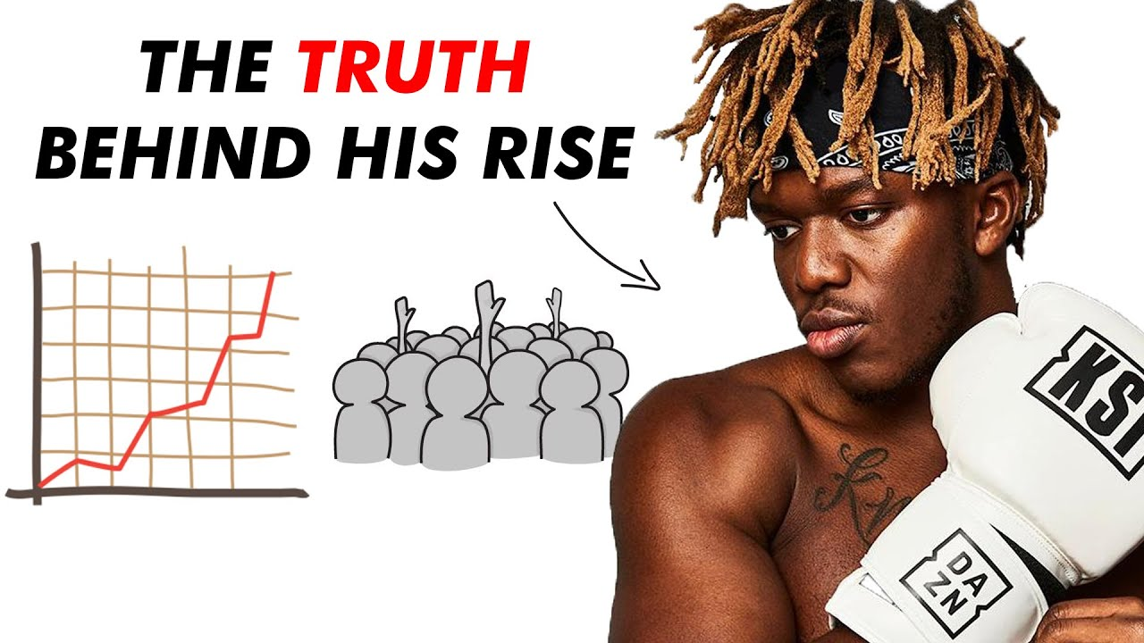 Why KSI is a GENIUS on YouTube (The Truth Behind His Rise)
