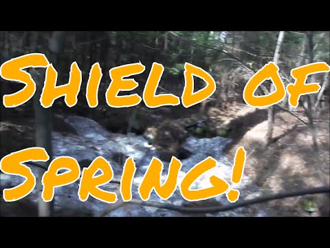 Shield of Spring - Relic Hunting Maine - AT Pro